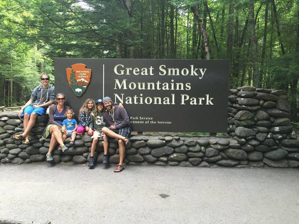 Great Smoky Mountains National Park Hike