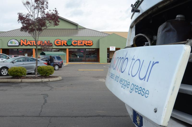 Oregon GMO Right2Know Tour - Natural Grocers