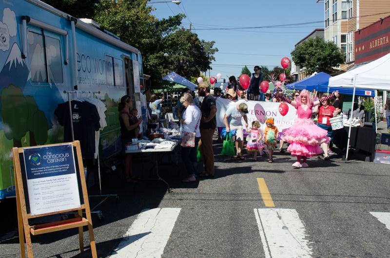 Alberta Street Fair 2014