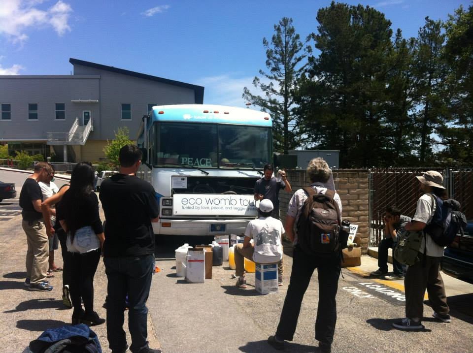 Alternative Fuel and Zero Waste Workshop at Cabrillo College