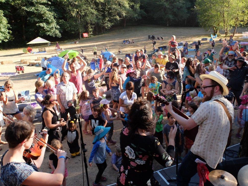 Family Forest Fest