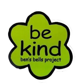 Ben's Bells is one of the charities we support. #BeKind and #FocusOnBliss