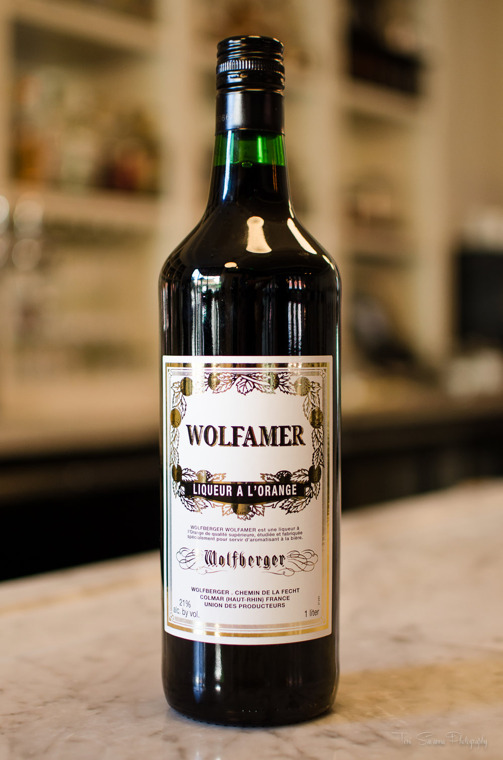 Wolfberger Wolfamer Bottle shot.