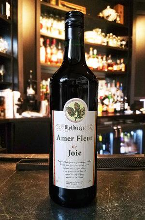 Wolfberger Amer Fleur De Joie Bottle shot