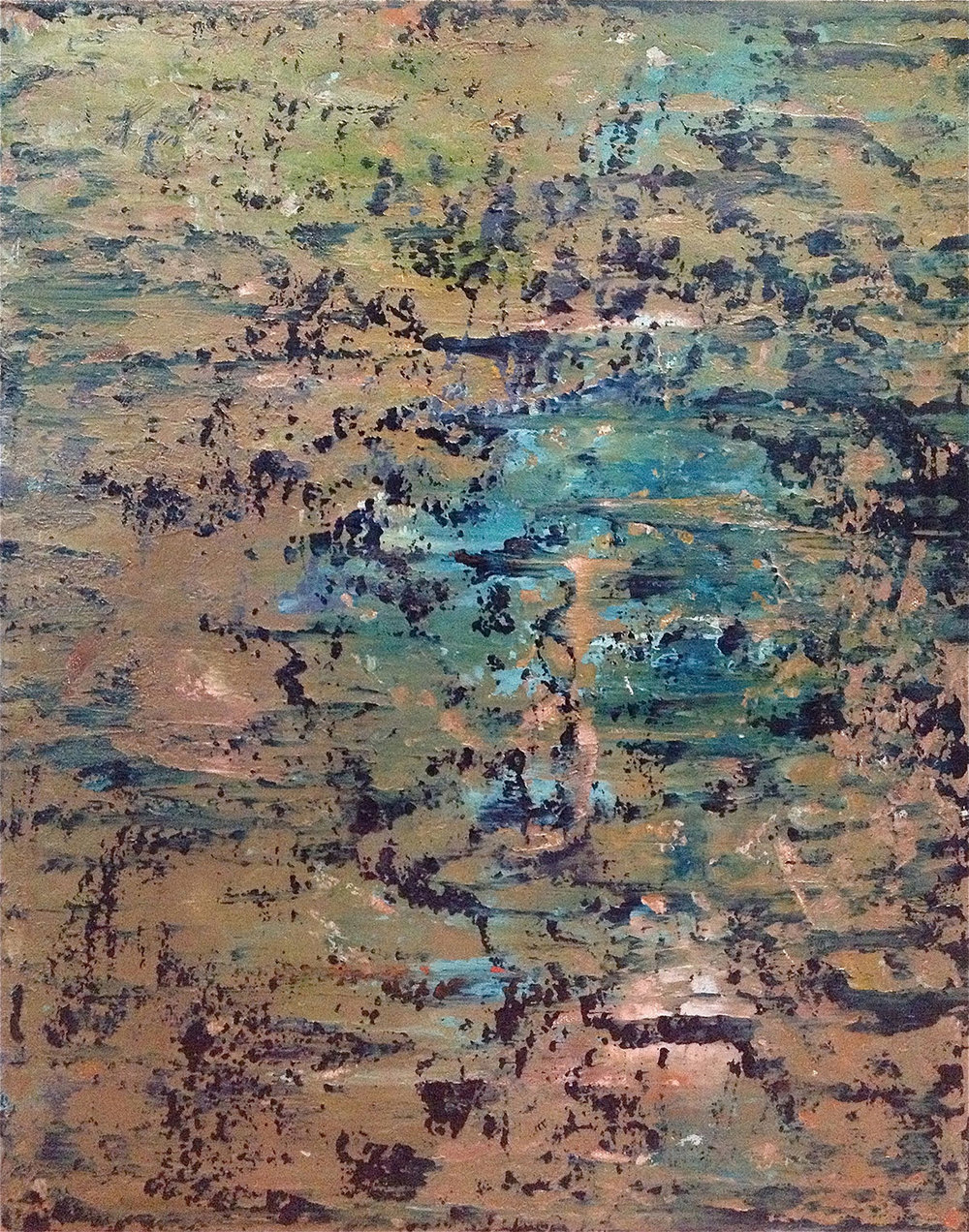 Blue Reflections, 2013