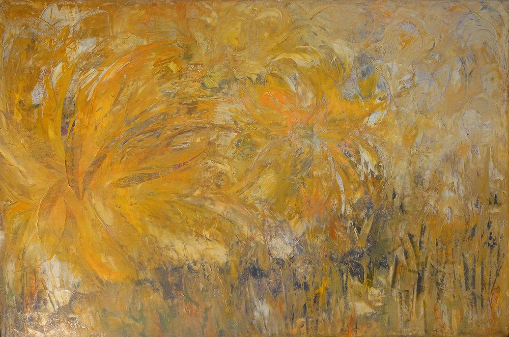 Sunflowers, 2016