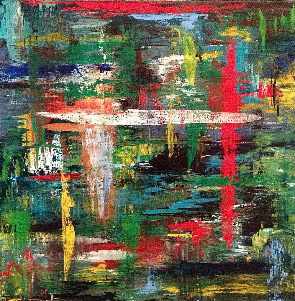 Maze 1, 2012