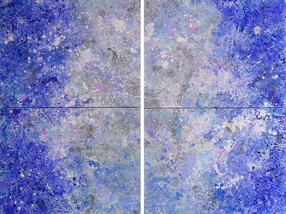 Dreamscape Diptych Surprise! 2017