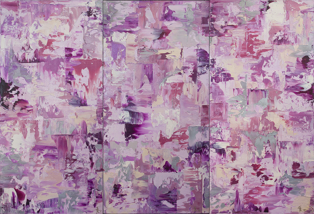 Pink Orchid, 2013