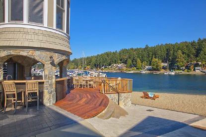 Gig Harbor Beach House -