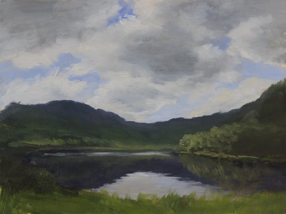 White Mountains Study, Basin Pond