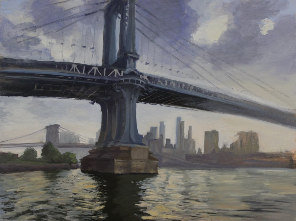 Manhattan Bridge Study
