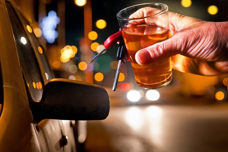 Personal Injury and Drunk Drivers in San Diego