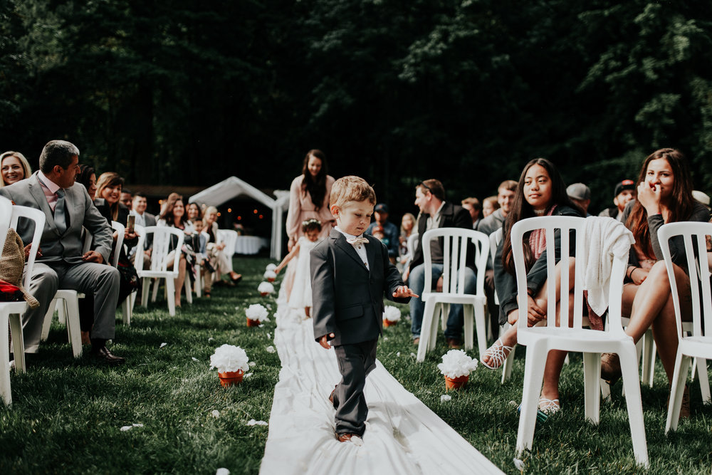 ramirez wedding portland oregon hornings hideout rain moody trendy ring bearer