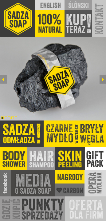 Coal Soap, a sponsor of the 2018 United Nations Climate Change Conference in Poland