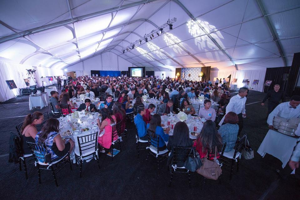 2014 NAC graduation, a full house!