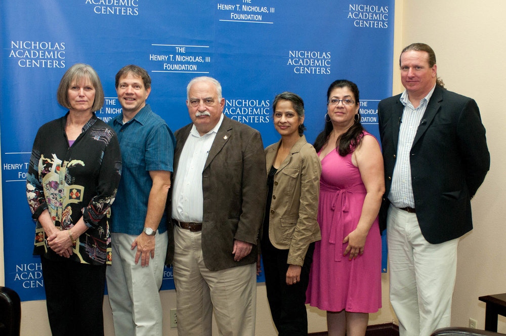 nicholas academic centers, corina espinoza, judge jack mandel, chapman university, visiting scholar series