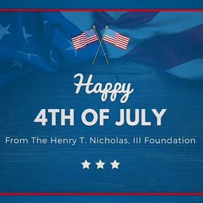 Happy 4th of July from the @htn_foundation!