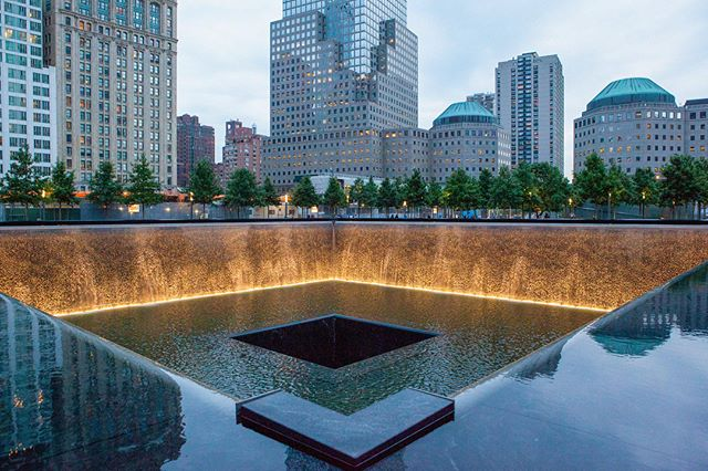 Today we remember those who lost their lives and whose lives were forever changed. We also honor the first responders and volunteers who strived to help those impacted by this tragedy on #September11 2001. #NeverForget