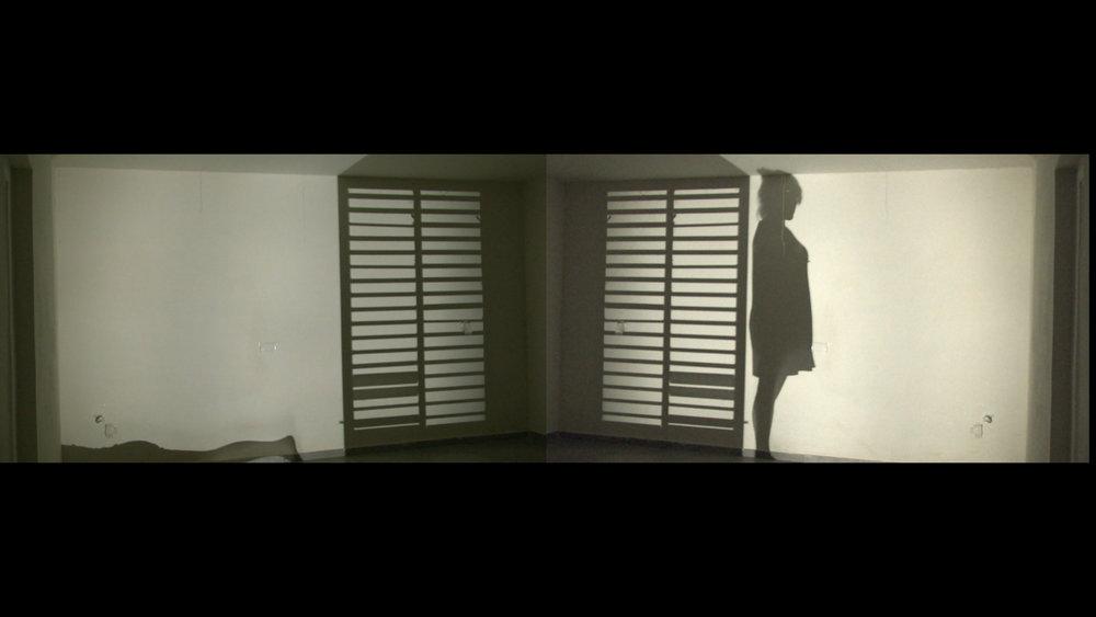 נעמה ברתיני שביט, 2017, צילום מתוך הוידאו In A Blink Of An Eye