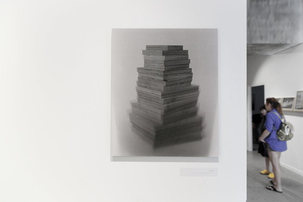 """שי גונן, """"רפאות אנלוגית"""", גוף עבודות בטכניקות משתנות"""