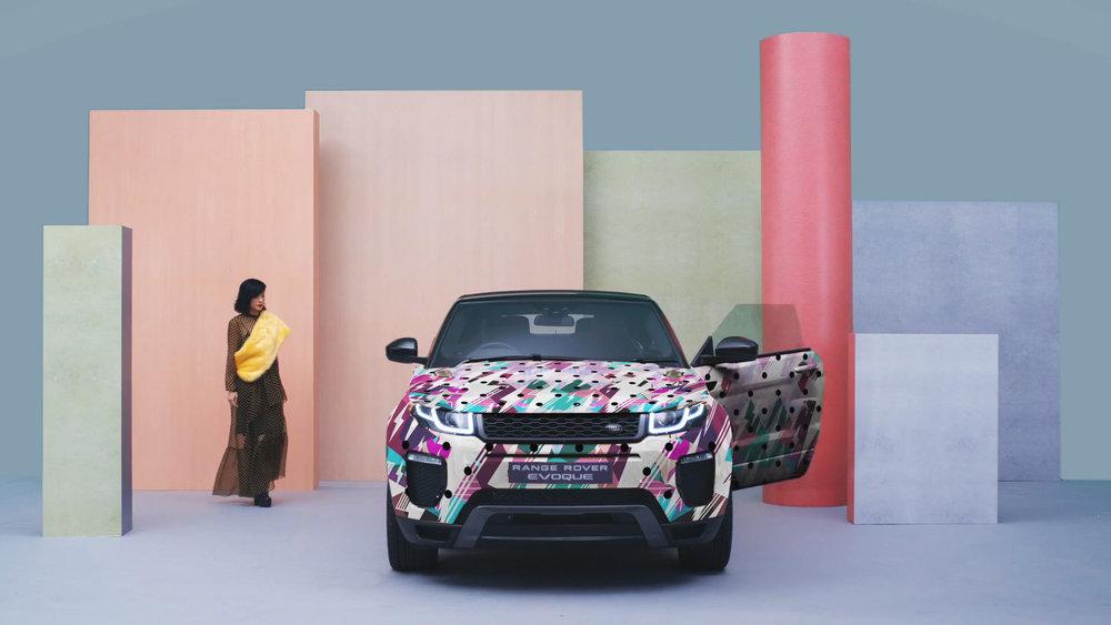 Land Rover - Evoque I