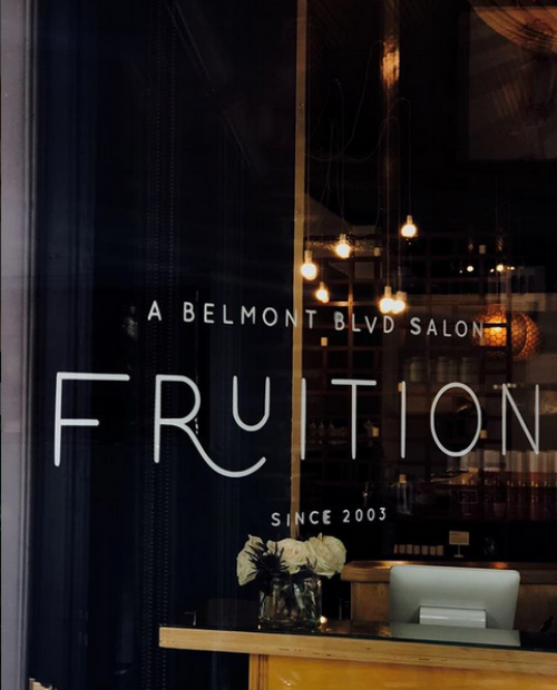 New stockist alert!  @Fruitionsalon