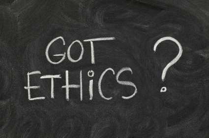 Got ethics ?