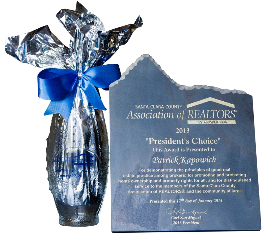"Your referrals are safe with the 2013 SCCAOR ""President's Choice"" award winner."