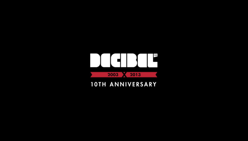 Decibel Festival Promo Video