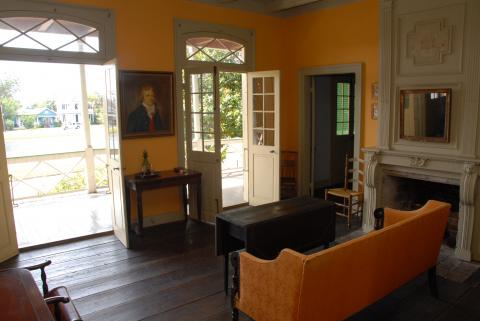 Located on historic Bayou St. John, the Pitot House is the only Creole colonial country house that is open to the public in New Orleans.The 10,000 square foot side yard is  the perfect spot for almost any occasion .  Guests can enjoy the lovely gardens and view of Bayou St. John while they sip cocktails and revel in true southern hospitality.   more