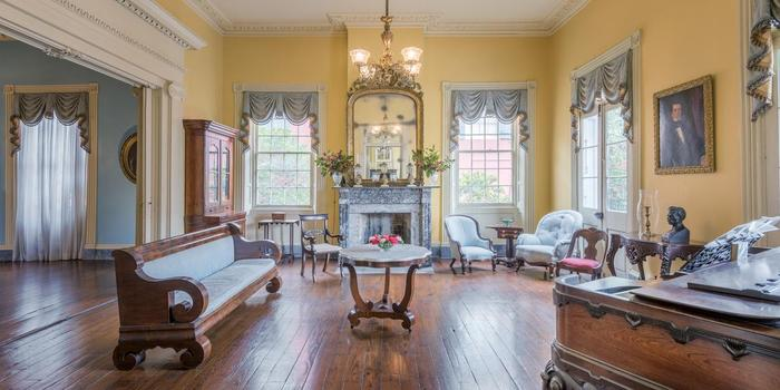 An 1826 raised cottage and surrounding gardens in the heart of the French Quarter. A grand example of Federal Style, the house features both Creole and American influences and is filled with period furniture and decor.  more