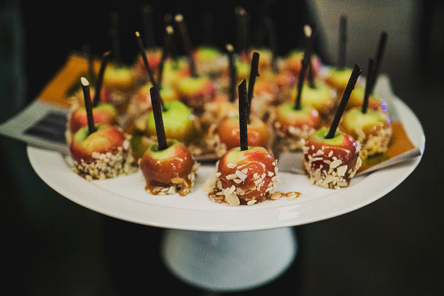 Pecan Caramelized Apple Favors
