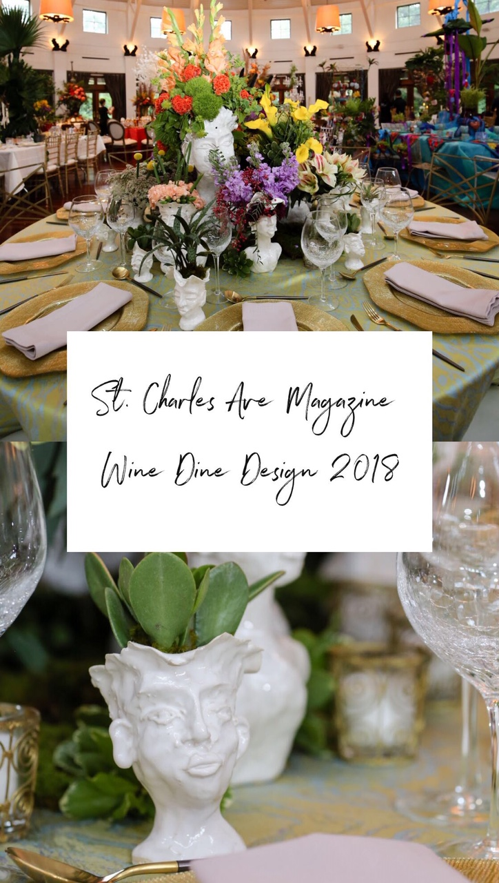 St. Charles Wine Dine Design