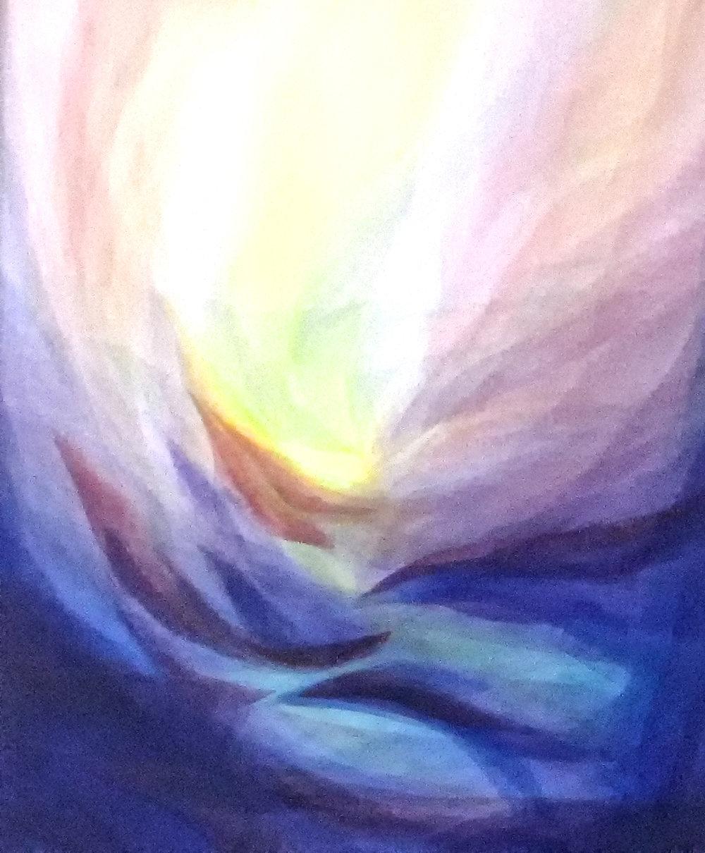 Inner Flame ©  Julia Byrne