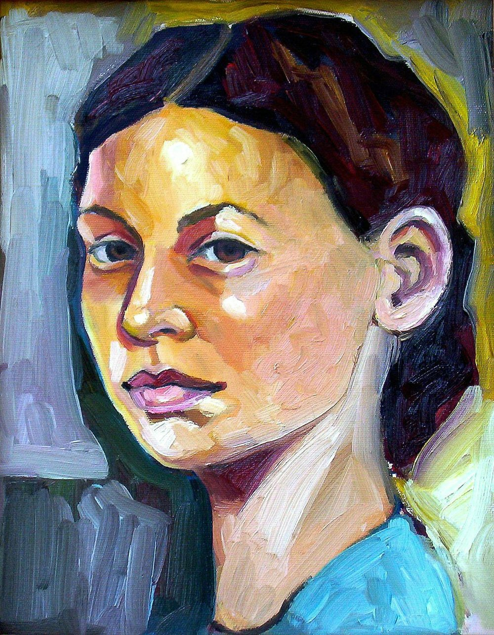 Self Portrait , 2005