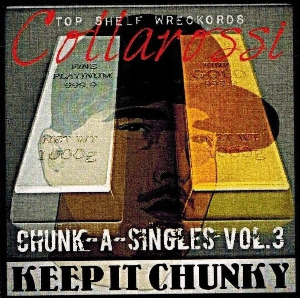 AVAILABLE NOW - Listen to Chunk-A-Singles Vol. 3: Keep It Chunky-the latest project from San Diego rapper Johnny Collarossi.Features the hit singles