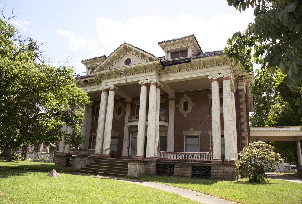 The Renner Mansion