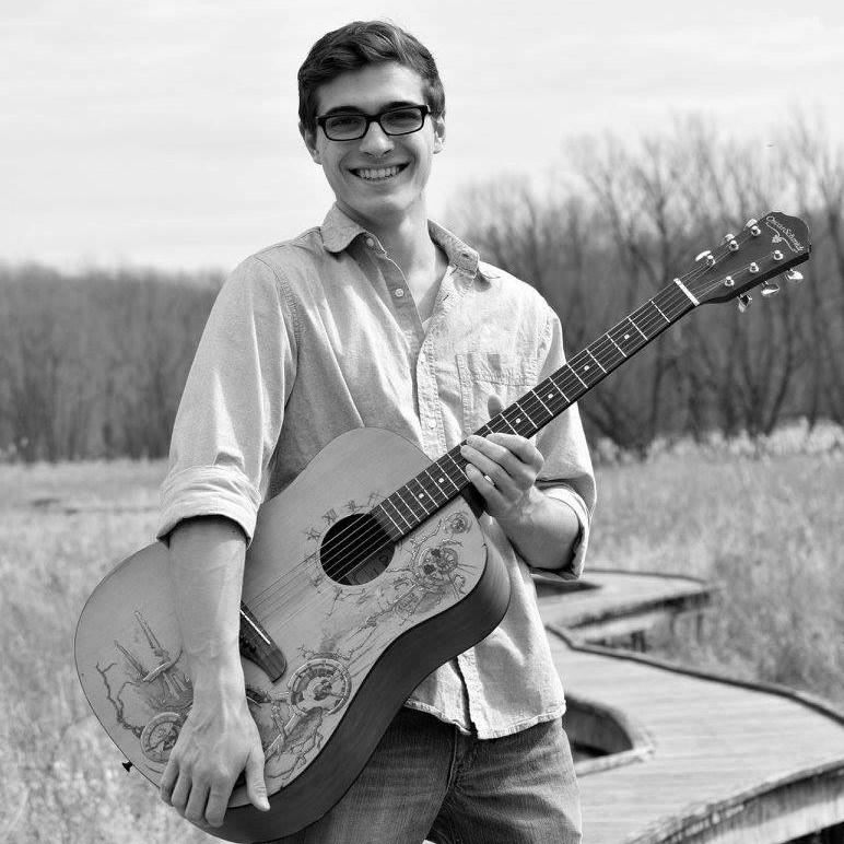 Sam Alexander Guitar Teacher West Milford