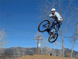 Biking - Whether it be Downhill, Cross Country or Road, New Mexico has great vacation options..Click here for great places to ride...