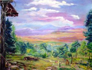 """""""View From El Salto"""""""