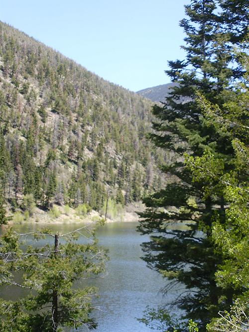 Cabresto Lake