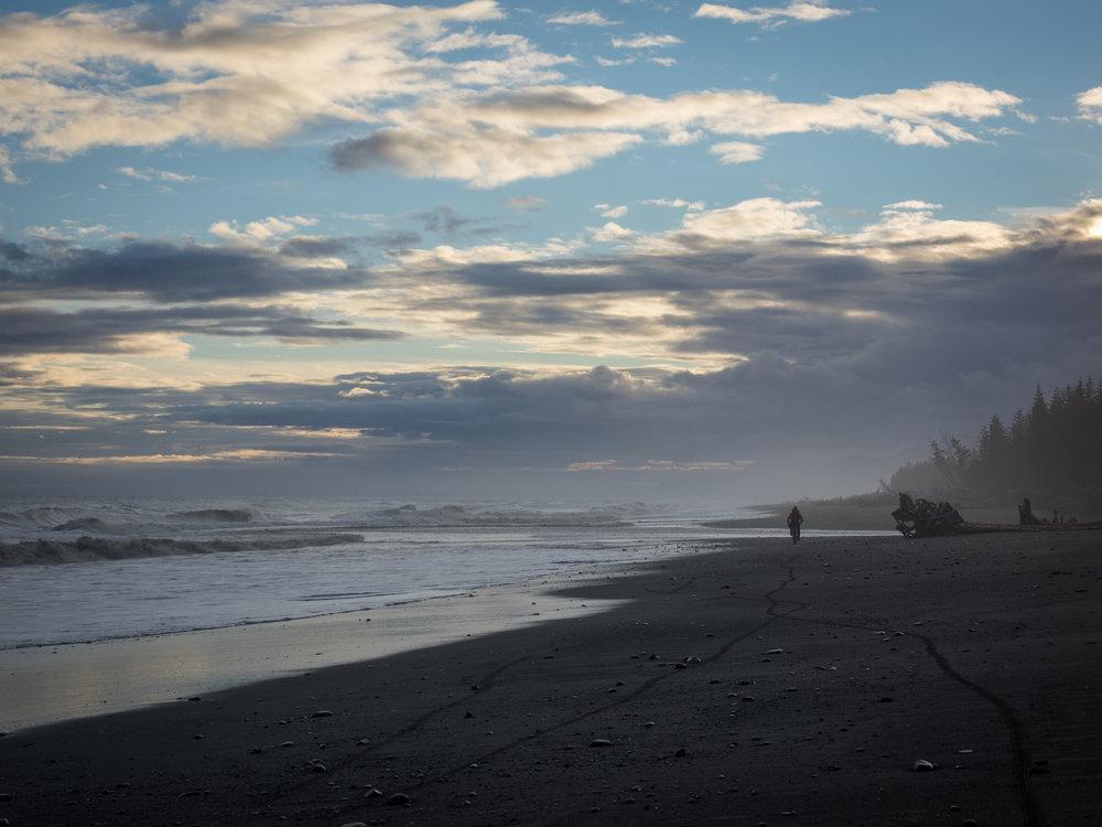The Northern Lost Coast--Alaska