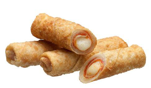 Pizza Logs -