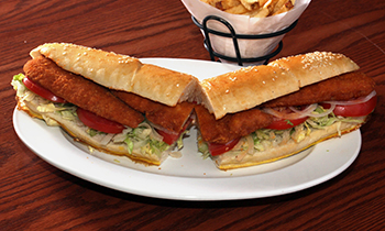 Chicken Finger Sub -