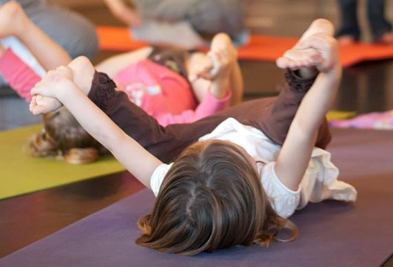 Lotus Kids Yoga - Ages 5-7, Kids Only ClassFacilitator: Maria of Twisted Pretzel YogaNew Monday Evening Class Time and Yoga Facilitator