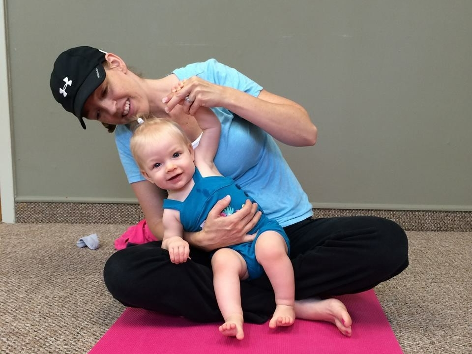 Tot Itsy Bitsy Yoga - Active crawlers to 24 months*with parent(s) or caregiver