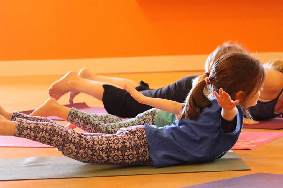 Sunshine Youth Yoga - Ages 8-10, Kids OnlyFacilitator: Laura PeckSunday Afternoon Classes!