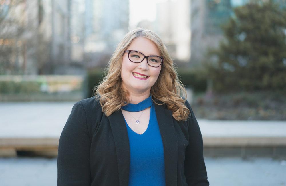 Rachel Hermary | Legal Assistant