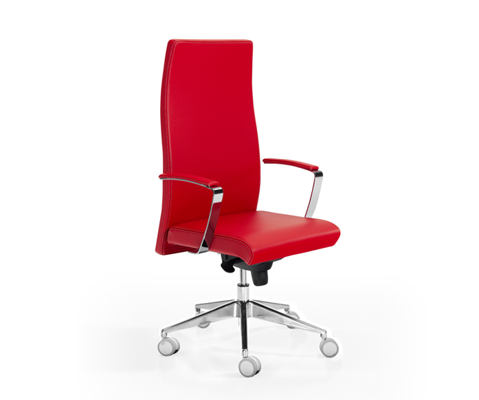 Neo+ /  Executive Chair From Valencia, spain. By Dile.  Express technology through its unique construction materials.